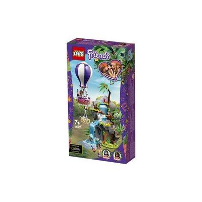 LEGO®Friends 41423 Záchrana tygra v džungli