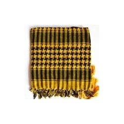 Arafat palestina šátek žlutá MBM od 109 Kč - Heureka.cz 0526a73799