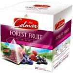 Celmar ovocný čaj s lesním ovocem pyramidové sáčky 20 ks