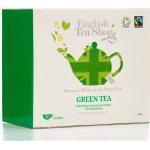 ETS Bio Fairtrade DIAMOND JUBILEE krabička čistý zelený čaj 50 sáčků