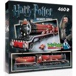 Wrebbit 3D puzzle Harry Potter Bradavický expres 460 dílků