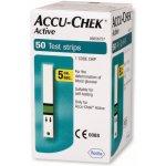 Accu-Chek Active testovací proužky 50 ks