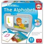 Educa Učíme se abecedu Educa 52 dílků od 3-5 let