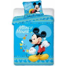 Dětské povlečení Faro Mickey Mouse 033 100 x 135 cm