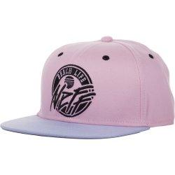 c105a1032db Neff Beach Life Pink Snapback růžová   modrá   modrá alternativy ...