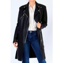 Jessy Line dámský kabát křivák 330215-2 černá
