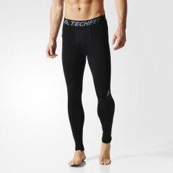 Adidas Performance TECHFIT BASE TIGHT Černá Funkční spodky