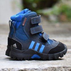77f58ba5d99 Specifikace Adidas Cw Holtanna Snow Cf I BB1401 Shoblu Shoblu Dkgrey ...