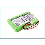 Cameron Sino baterie do bezdrátových telefonů pro ELMEG DECT 400 3.6V Ni-MH 700mAh zelená - neoriginální