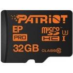 Patriot microSDHC 32GB Class 10 PEF32GEPMCSHC10
