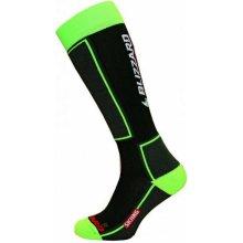 Blizzard Skiing ski socks - zelená 2015/2016