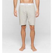 Calvin Klein pánské teplákové šortky šedé