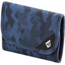 Alpine Pro Abihu modrá tyrkysová peněženka