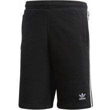 Adidas 3-Stripes Shorts černé