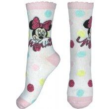 E plus M Minnie Dívčí ponožky barevné