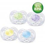 Philips Avent šidítko Sensitive Fantazie bez BPA 2ks