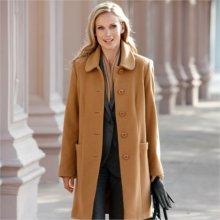 Kabát krátký