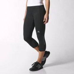 0eb03021995 Adidas RUN 3 4 TIGHT W S10293 dámské běžecké legíny