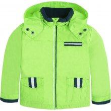 MAYORAL dětská šusťáková bunda zelená 42f2edb9d57