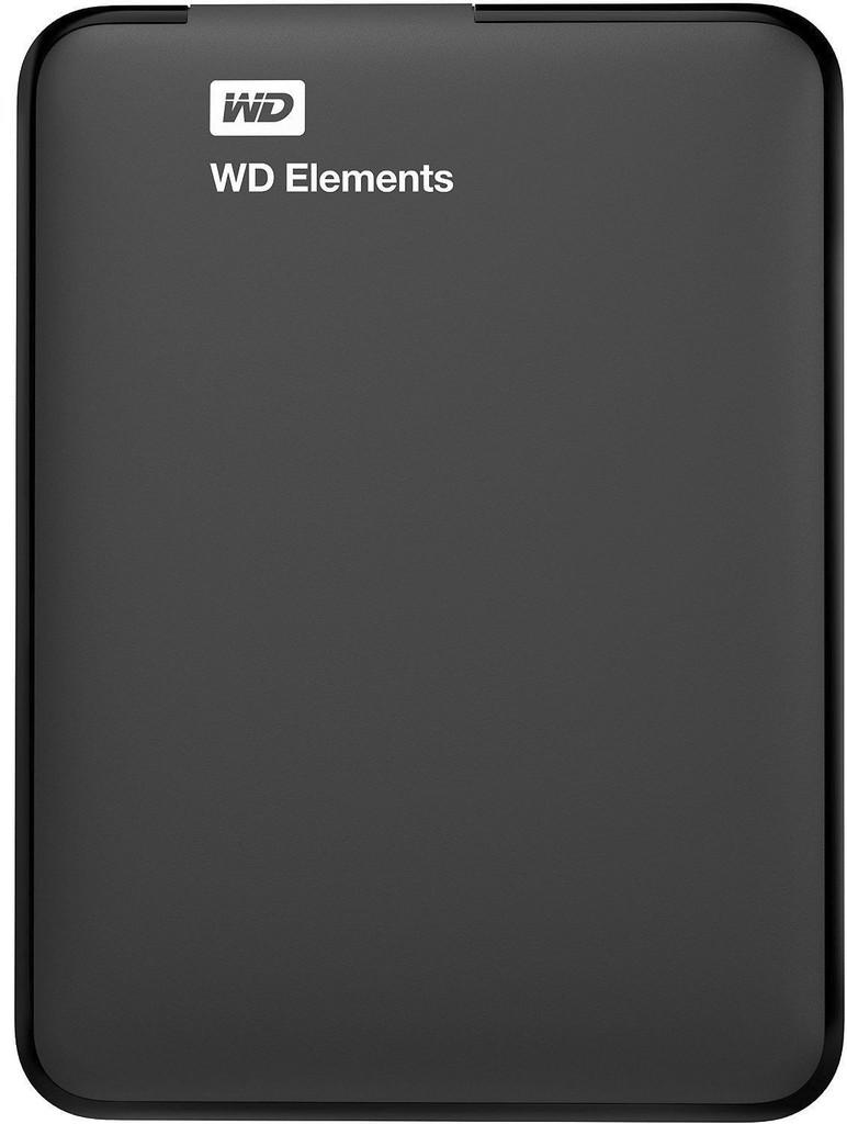 WD Elements Portable 1TB WDBUZG0010BBK-WESN