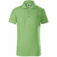a99b682b4ed Adler Pique Polo polokošile dětská trávově zelená