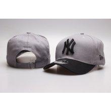 0ef0c89f9f2 New Era kšiltovka NEW YORK YANKEES NEW ERA GRAY BLACK 9TWENTY