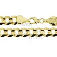 Náramek ze žlutého zlata LUXUR GOLD 3040409