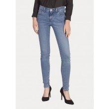 Levi´s dámské jeans 710™ Super Skinny Indigo Splash 8cb98f3578