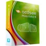 ACDSee Photo Editor 6 pro 1-4 uživatele EDU/GOV - ACDPE6LAEG-EN