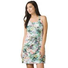 Prana dámské šaty Cantine Dress white graceful 1871b0ecdc3