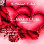 Zbierka básní I.- Z lásky o láske - Miroslava Sihelská