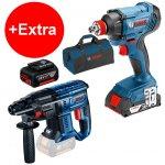 Recenze Bosch GDX 180-LI
