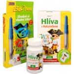 Hlíva Jack Hlívák pro děti tablet.60 + foukací fixy