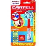 CARTELL CSG-0301G sekundové lepidlo gel 3g