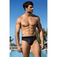 Sportovní pánské plavky slipy Lorin 303 černé