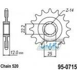 MTZ Řetězové kolečko 95-0715 13