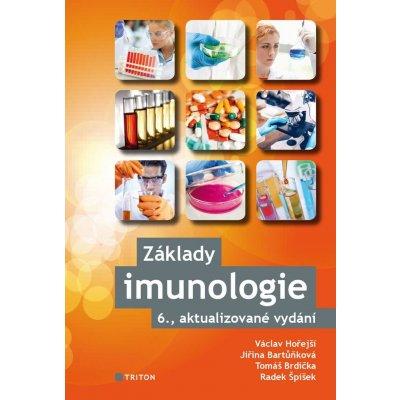 Základy imunologie - Václav Hořejší, Jiřina Bartůňková