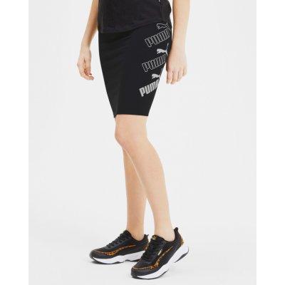 Puma dámská sukně černá / bílá