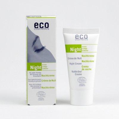 Eco Cosmetics noční krém 50 ml