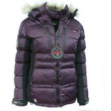 GEOGRAPHICAL NORWAY bunda dámská BANOT zimní DRY-TECH 4000 fialová