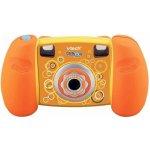 VTech Kidizoom Fotoaparát oranžový plast 15x8cm