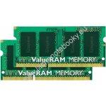 Kingston Value SODIMM DDR3 16GB (2x8GB) 1600MHz CL11 KVR16S11K2/16