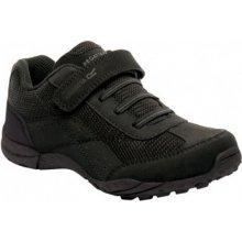 Regatta Dětská obuv Stonegate Low Jnr RKF520 černá cf90acfb9d