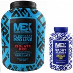 MEX nutrition ISOLATE Whey Protein 1816 g