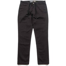 kalhoty GRIZZLY grizzly refuge chinos black BLK