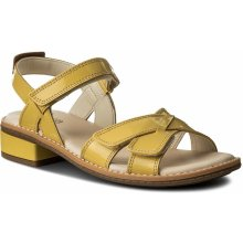 CLARKS - Darcy Charm 261329336 Yellow Patent