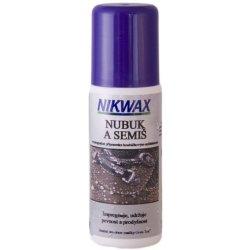 Nikwax Nubuk a semiš 125 ml