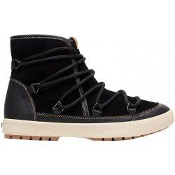 5fea2653e63 Dámská obuv Roxy kotníkové boty Darwin Black ARJB300017-BL0