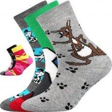SOCKS 4 FUN 3140 dětské ponožky s koženou podrážkou. 158 Kč Punčochy Óda  Barrandov · Boma SIBIŘ ABS Dětské ponožky protiskluzové 3 páry v barevných  mixech 7352a4247d