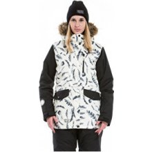 Meatfly Chelsea 2 Jacket D Feather Print/black